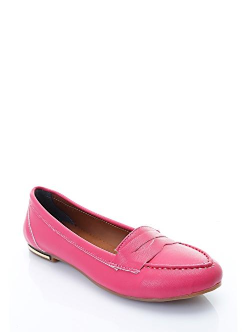 Shoes&Moda Babet Fuşya